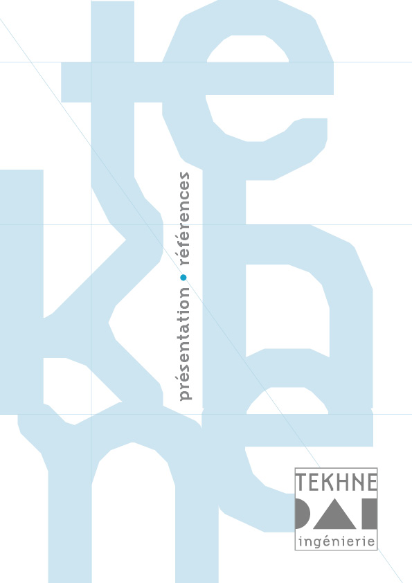 catalogue Tekhne 1ère de couverture
