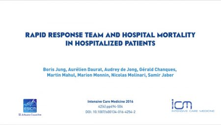 Rapid Response Team / ICM Journal